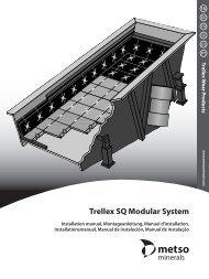 Trellex SQ Modular System - Metso