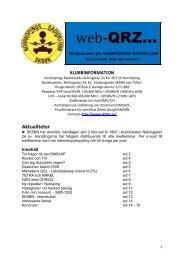 web-QRZ februari 2009 - SK5BN