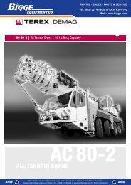 AC 80-2 - Cranes for Sale