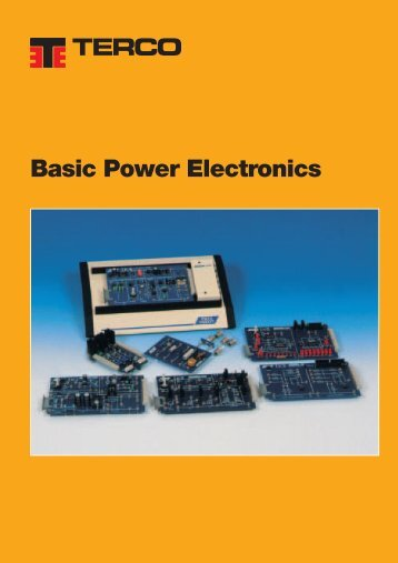 Basic Power Electronics - Terco