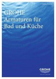 Friedrich Grohe Gesamtprospekt