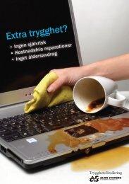 alina trygghetsforsakring_2011v2.indd - Moderna Försäkringar
