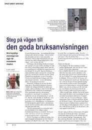 Skriva användaranpassat - Algonet.se