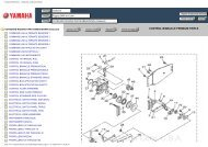 Yamaha OEM Parts – Outboards, Outboard Motors - Algonet.se