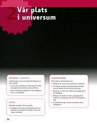 VÃ¥r plats i universum 2 - Sanoma Utbildning