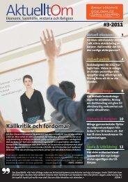 Källkritik och fördomar - Sanoma Utbildning