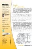 – Dresinturer, Trikk, Arealplanlegging - For Jernbane - Page 2