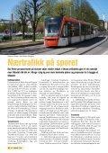 – Dresinturer, Trikk, Arealplanlegging - For Jernbane - Page 6