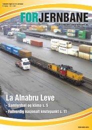 La Alnabru Leve - For Jernbane
