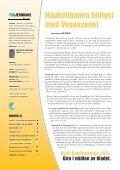 Haukelibanen billigst med Vegvesenet - For Jernbane - Page 2