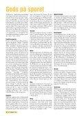 - Lyntog, Swiss Pass, Inovasjon - For Jernbane - Page 4