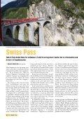 - Lyntog, Swiss Pass, Inovasjon - For Jernbane - Page 6