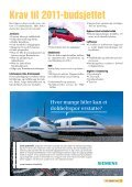 - Lyntog, Swiss Pass, Inovasjon - For Jernbane - Page 7