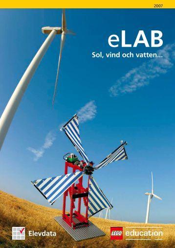 Mer information om eLab hittar du här - Teknikens Hus