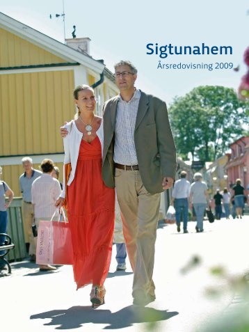 Sigtunahem Årsredovisning 2009.pdf