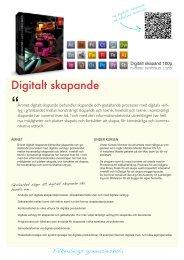 Digitalt skapande