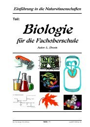 Download Teil: Cytologie - lern-soft-projekt