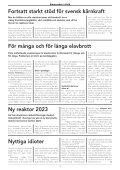 OBEROENDE ELTEKNISK TIDSKRIFT • ÅRGÅNG 80 ... - Elbranschen - Page 4