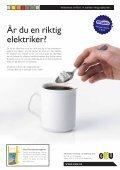 OBEROENDE ELTEKNISK TIDSKRIFT • ÅRGÅNG 80 ... - Elbranschen - Page 5