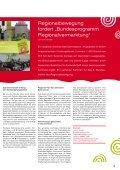 DIE REGIONAL BEWEGUNG - Bundesverband der ... - Seite 5