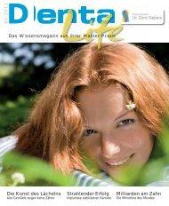 01-20 1 1 Die Kunst des Lächelns Strahlender Erfolg ... - Dr. Siebers