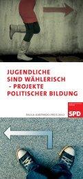 Paula-Karpinski-Preis - Carola Veit (SPD Hamburg)