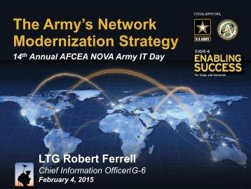15-02-04 AFCEA NOVA Army IT Day FINAL (UNCLASS) - F3