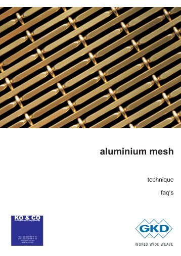 aluminium weefsel.cdr - Architectural Complements