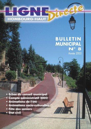Bulletin n° 8 26529 So