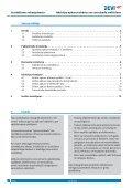Iekštelpas apkures iekārtas un cauruļu meklēšana - Danfoss.com - Page 2