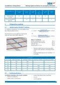 Iekštelpas apkures iekārtas un cauruļu meklēšana - Danfoss.com - Page 5
