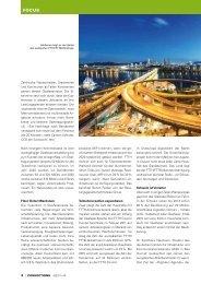 im Glasfaser Zeitalter, 2011 (pdf, 1,16 MB) - R&M Connections