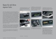 Ausstattung Vario (PDF, 144 KB) - Mercedes-Benz Deutschland