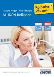 ALUKON-Rollläden - Andre Atzert