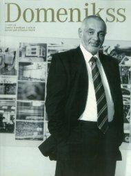 Domenikss žurnāls 2007 (4) - Mercedes-Benz Latvija