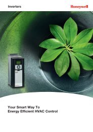 Your Smart Way To Energy Efficient HVAC Control - inverter