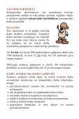 Atgādne kokapstrādes darbiniekiem - Eiropas darba drošības un ... - Page 2