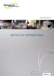 deutsch (pdf - 2MB) - Metalock Industrie Service GmbH