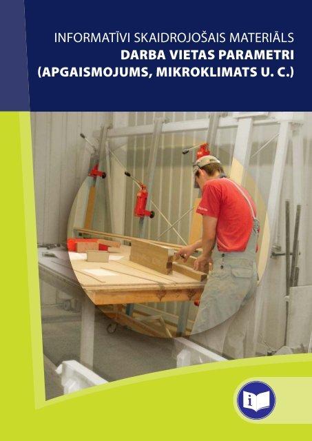 Darba vietas parametri - Eiropas darba drošības un veselības ...