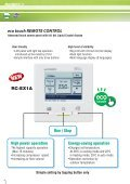 VRF inverter multi-system Air-Conditioners - Air-Green Corporation - Page 6