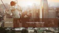 Company Presentation - NAVAX