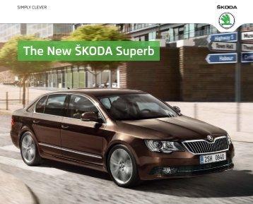 The New ÅKODA Superb