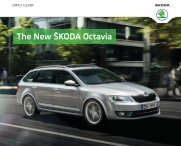 The New Å KODA Octavia