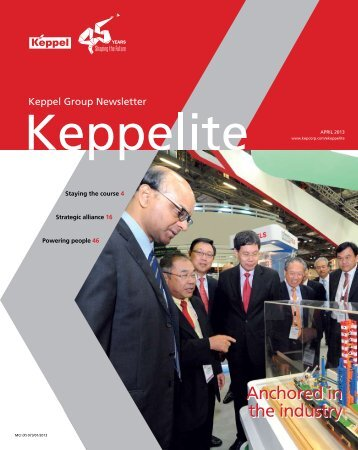 keppelite april 2013 issue - tj giavridis marine services co. ltd.