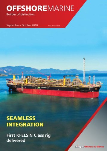 September/October 2010 - Keppel Offshore & Marine