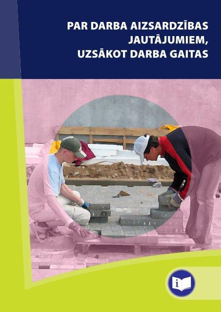 Informatīvais materiāls (ceļvedis/rokasgrāmata) - Eiropas darba ...