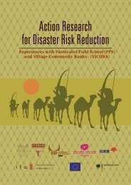 Action Research for Disaster Risk Reduction - celep