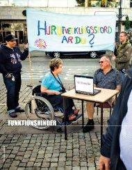 FUNKTIONSHINDER - GR