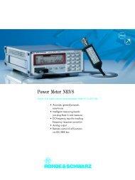 Power Meter NRVS