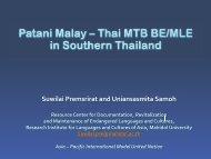 Patani Malay Presentation - Part 1.pdf - MTB-MLE Network